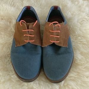 Ben Sherman Denim Shoes
